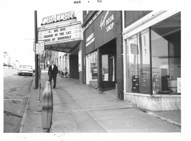 Center Theater 1962
