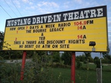 Mustang Drive-In Guelph - Aug. 12/12