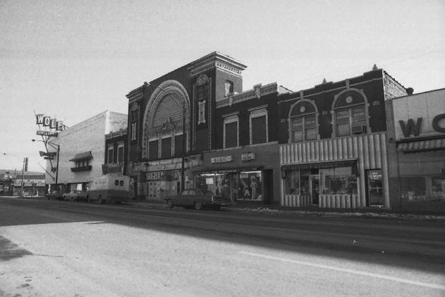 Brighton Theaters c. 1970's