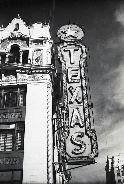 Texas Theater San Antonio, Tx