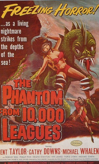 """Phantom From 10,000 Leagues"""