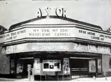  ASTOR Theatre, Philadelphia, Pennsylvania, 1940