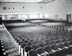 ASTOR Theatre auditorium, Philadelphia, Pennsylvania, 1940