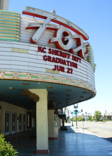 The Fox Marquee