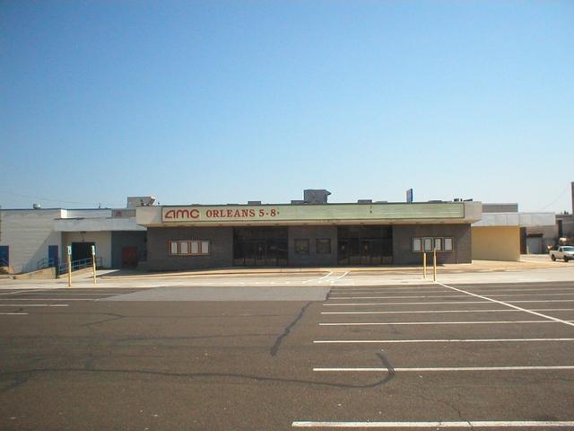 AMC Orleans Theatres 5-8