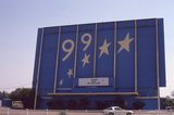 99 Drive-in screen