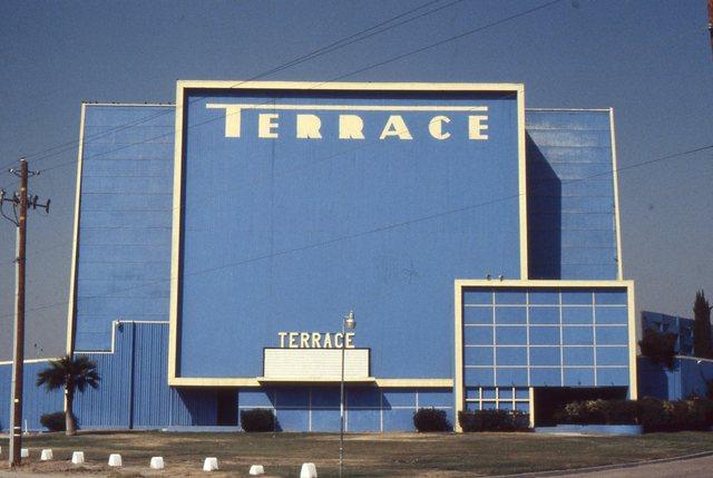 terrace drive in