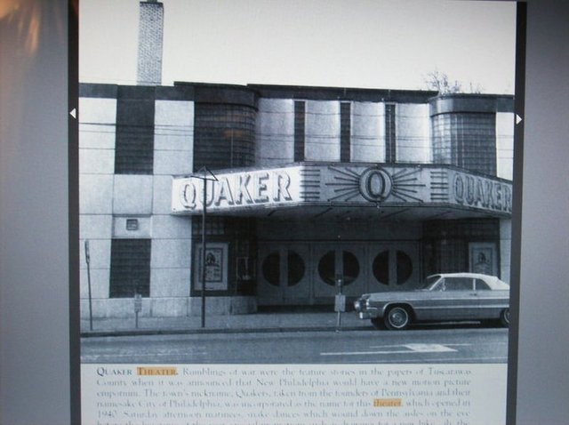 Quaker Theater - early photo