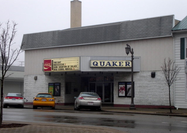 Quaker Theater - today
