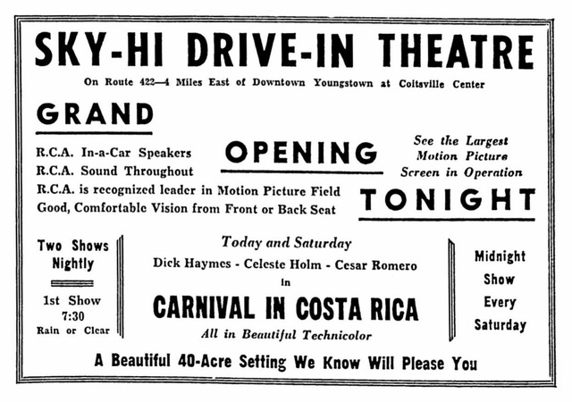 Sky-Hi Drive-In