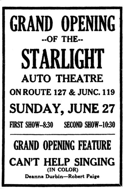 Starlight Auto Theatre