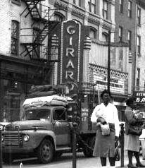 GIRARD Theatre, Philadelphia, Pennsylvania on September 27, 1961