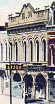 BIJOU Theatre, Saginaw, Michigan