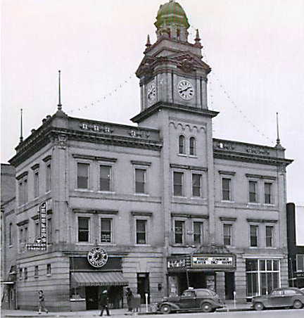 LIBERTY Theatre, Darlington, South Carolina in about 1936