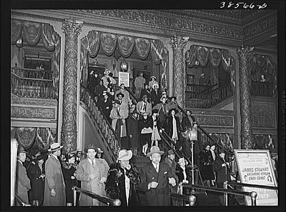 REGAL Theatre, Chicago, Illinois in 1941