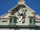Union Theatre, detail, taken 2009