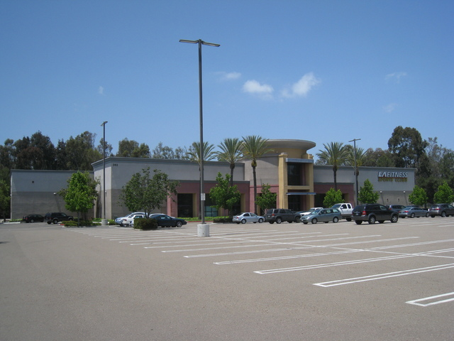 Former Escondido UA 8 (now LA Fitness)