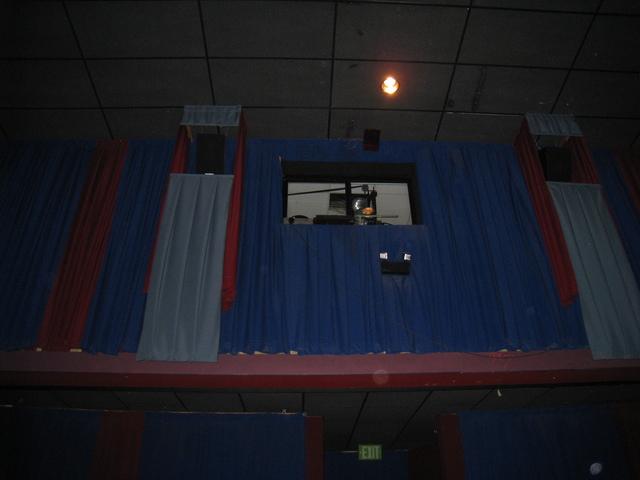Projection Room, Auditorium 7