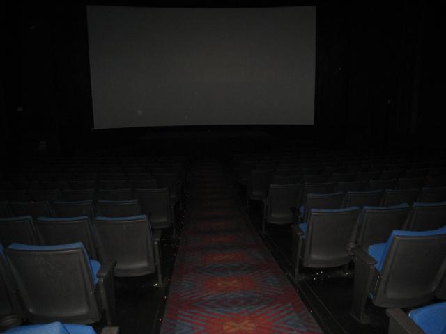 Screen in Auditorium 7