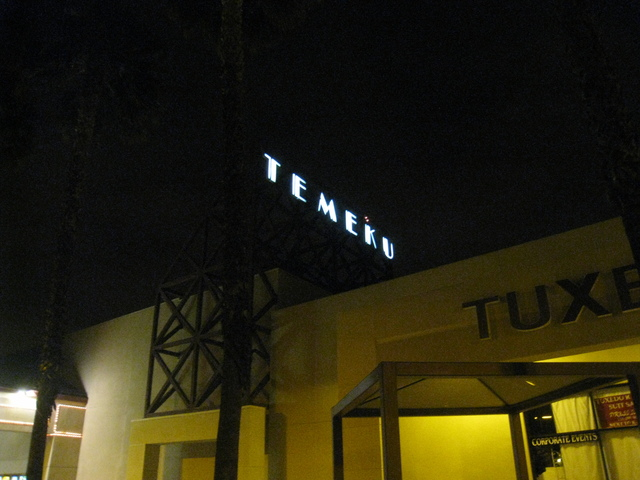 Temeku Sign
