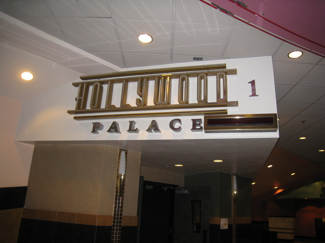 "Auditorium 1 ""Hollywood Palace"""