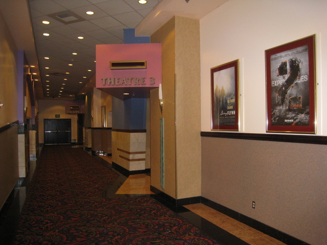 Theater 2 and 3