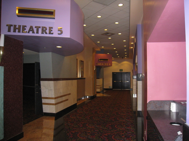Theater 5 and 6