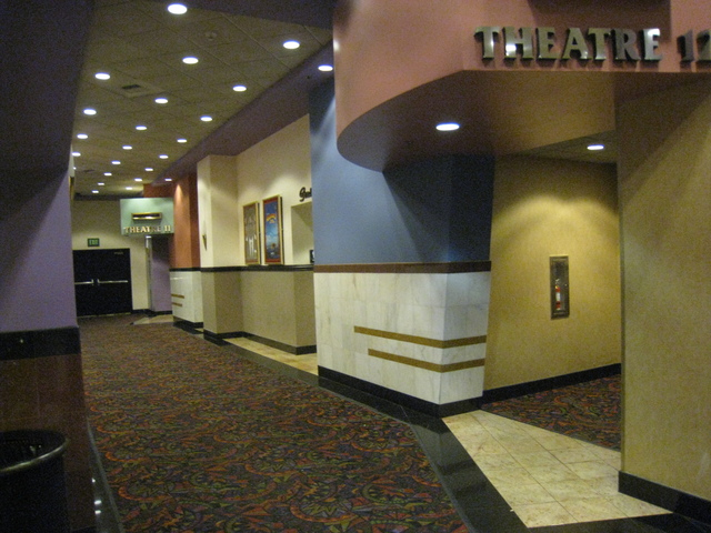 Theater 11 and 12