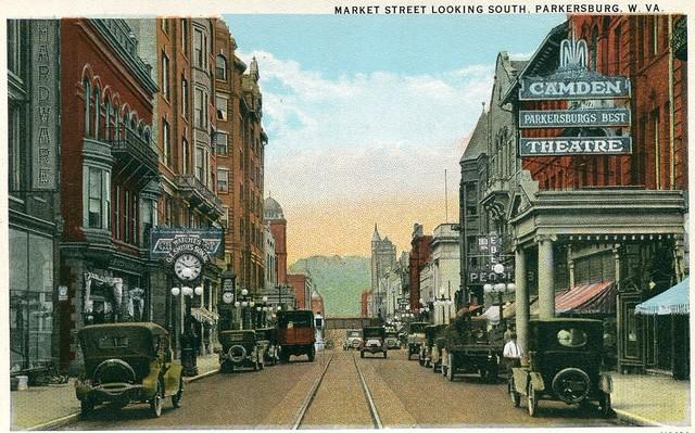 CAMDEN Theatre, Parkersburg, West Virginia