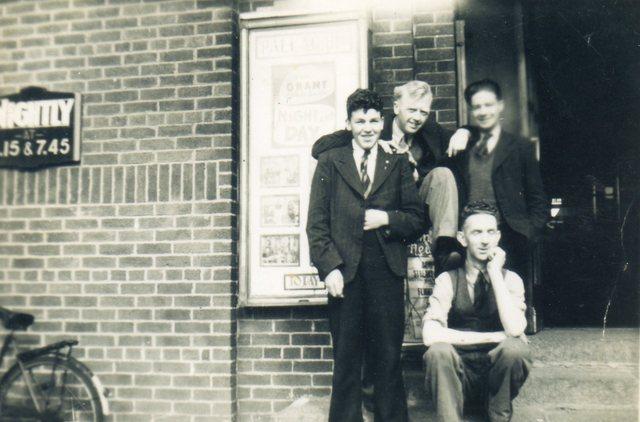 Palladium 1946.