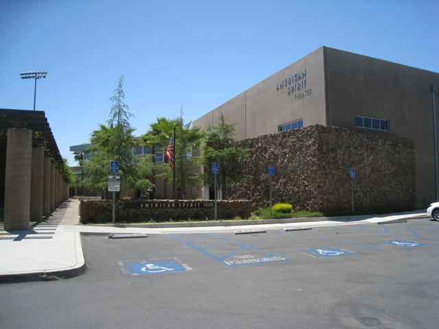 Former location of the Escondido Carousel 6 Theater