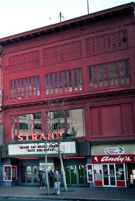Strand Theatre San Francisco