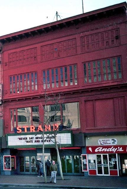 Strand Theatre San Francisco