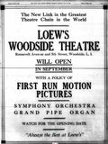 Loew's Woodside Theatre