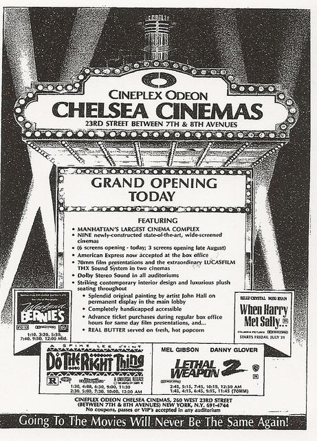 Cinepolis Chelsea Cinemas