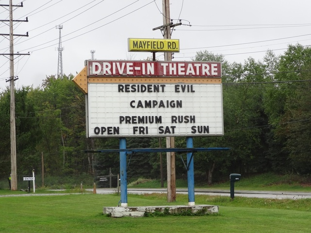 Mayfield Road Drive-In