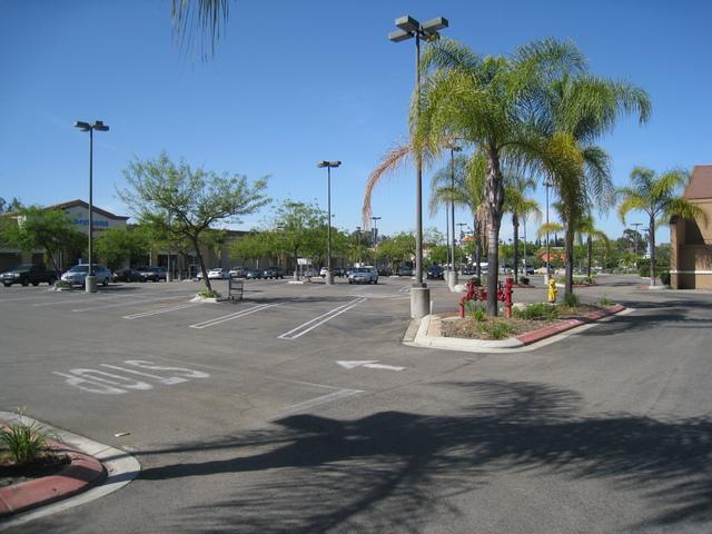Albertsons Parking Lot