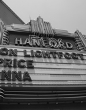 The Hanford Marquee