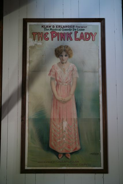 THE PINK LADY, circa 1911