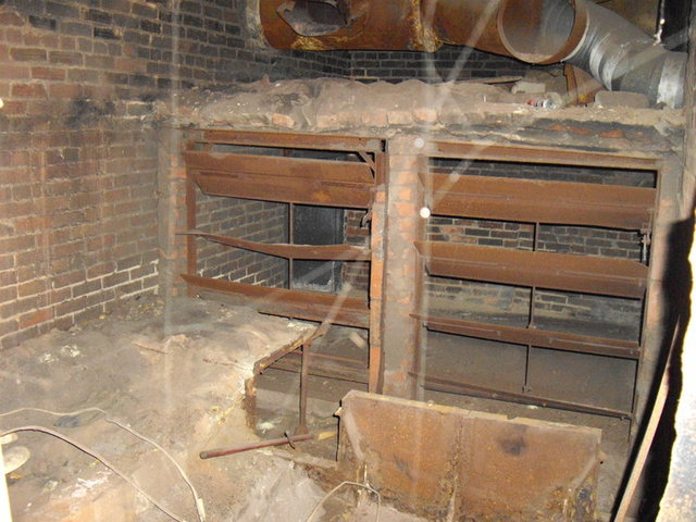 Bexley Furnace (in basement) in 2010