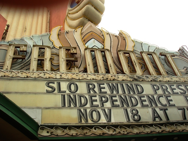The Fremont Marquee