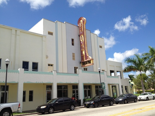 Seminole Theatre Homestead