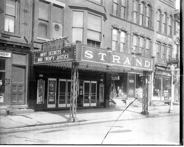 STRAND Theatre, Hornell, New York