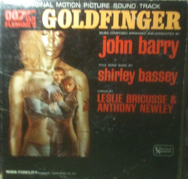 """""""Goldfinger"""""""