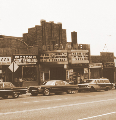Melba THeatre, BOston Post Rd...Bronx, NY...