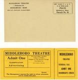 MIDDLEBORO Theatre, Middleborough, Massachusetts