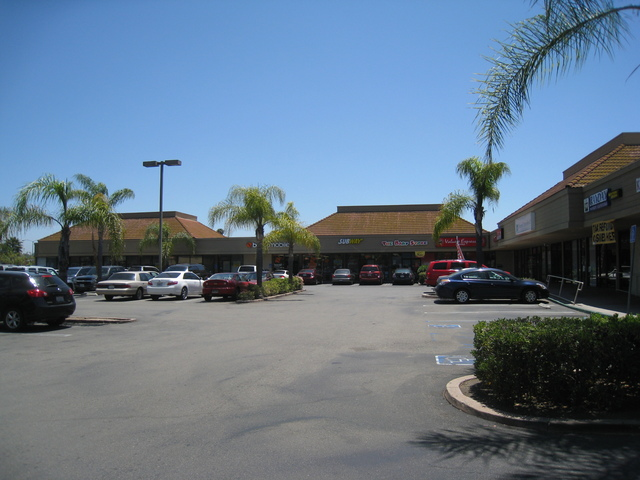 Site of the former Escondido Drive-In theater (first location)