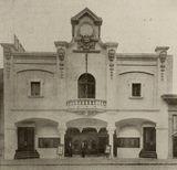 Facade, Bijou Theatre, Springfield, Massachussets, 1910
