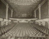 Auditorium, Bijou Theatre, Springfield, Massachusetts, 1910