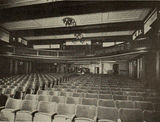 Auditorium, Cinema House, London, 1910